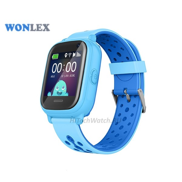 GPS Kids Watch WONLEX KT04