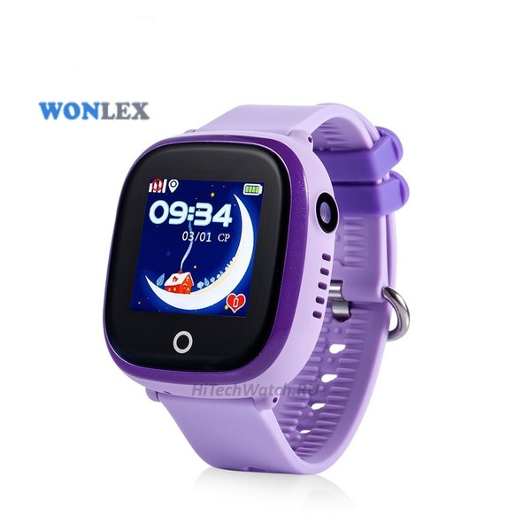 GPS Kids Watch WONLEX GW400X