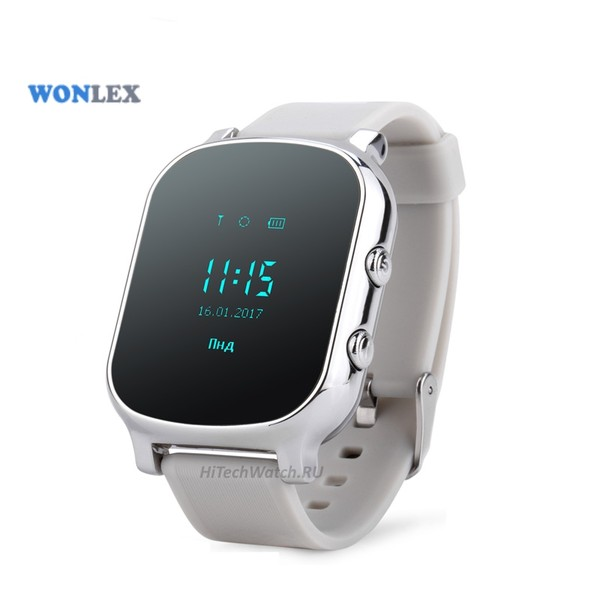GPS Kids Watch WONLEX GW700 / T58